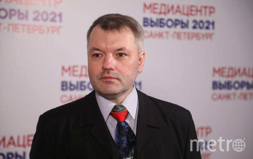 Дмитрий Солонников. Фото https://vk.com/mediacenter2021