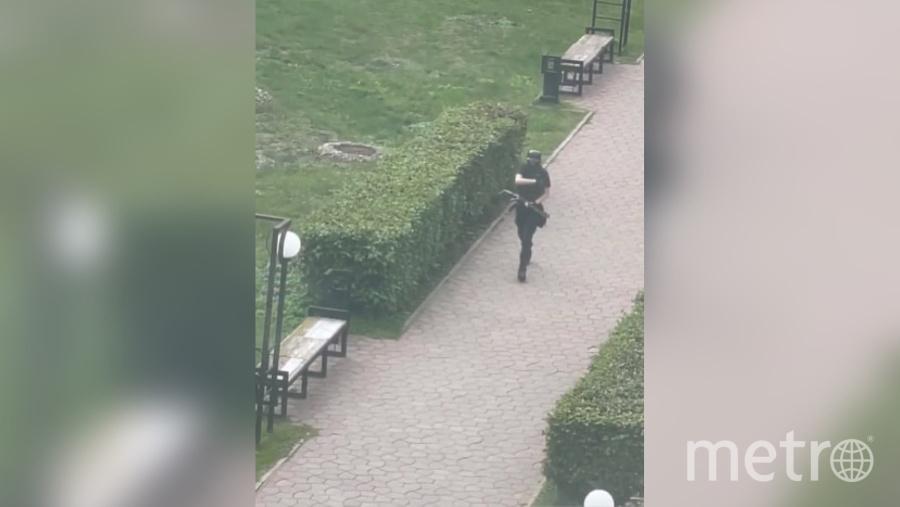Стрелявший в вузе в Перми задержан. Фото Соцсети.