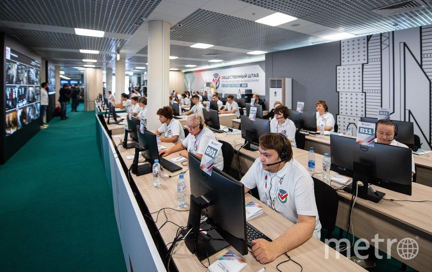 В электронном голосовании приняли участие 1 943 590 человек. Фото Максим Мишин, пресс-служба мэра и правительства столицы