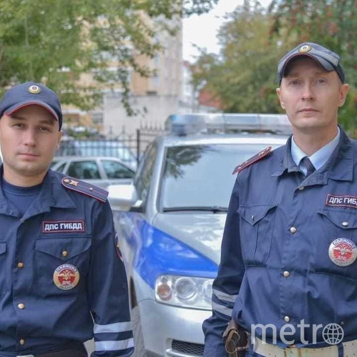 Константин Калинин (слева) и Владимир Макаров (справа). Фото Instagram: @mvd59
