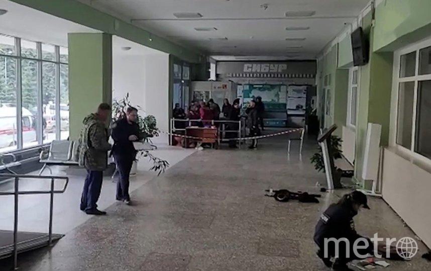 Трагедия произошла утром 20 сентября. Фото СК РФ.