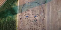 200-летие со дня рождения Федора Достоевского: итальянский художник создал гигантский портрет писателя