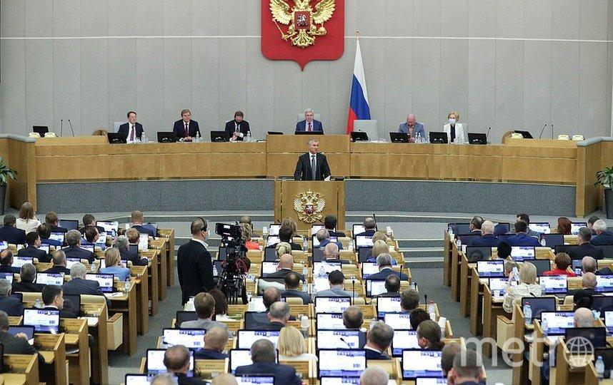Государственная Дума, архивное фото. Фото http://duma.gov.ru/