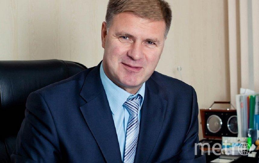 Всеволод Беликов. Фото vk.com/vfbelikov.
