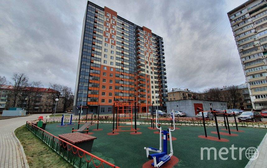 """Всего с начала года в Москве на рынке жилья зарегистрировано 82 673 ипотечных договора. Фото АГН """"Москва""""/Денис Воронин"""