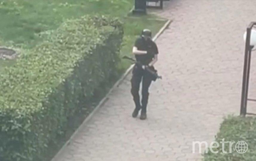 Утром 20 сентября 18-летний Тимур Бекмансуровоткрыл стрельбу в здании вуза. Фото vk.com/podslushanoperm.