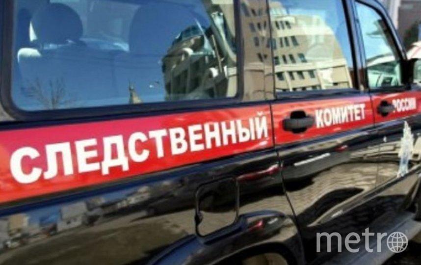 Возбуждено уголовное дело. Фото spb.sledcom.ru.