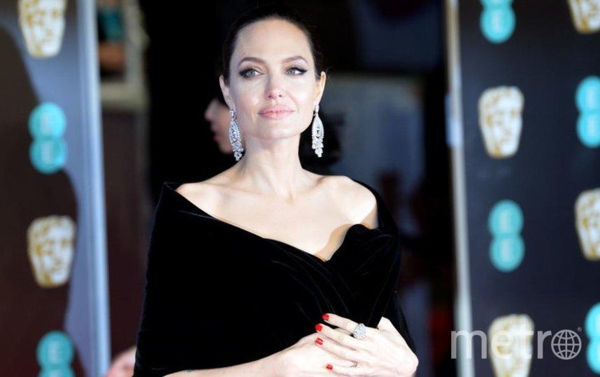 Анджелину Джоли. Фото Getty.