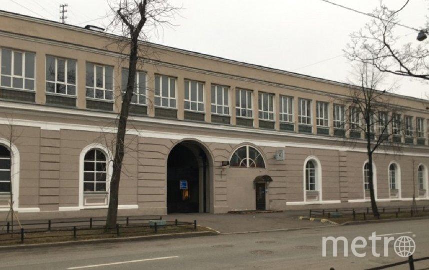 Суд признал незаконным снос здания Манежа лейб-гвардии Финляндского полка. Фото citywalls.ru.