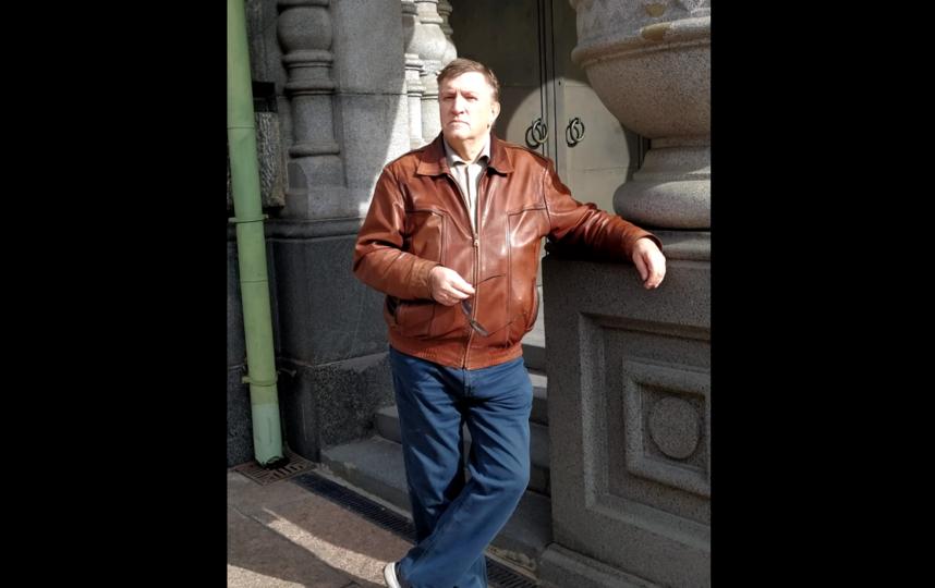 """Александр Лобанов родился в 1942 году в Ленинграде. Автор книги """"Пробуждение"""". Фото предоставлено героем публикации"""