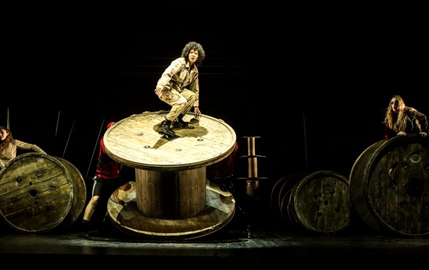5 самых ярких спектаклей XXXI Международного театрального фестиваля Балтийский дом