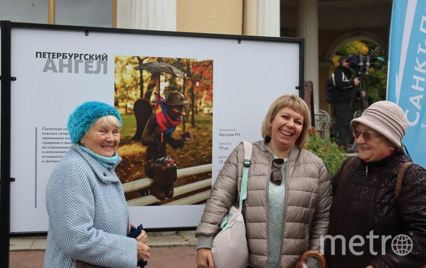 Символы Петербурга XXI века на фотовыставке в Михайловском саду
