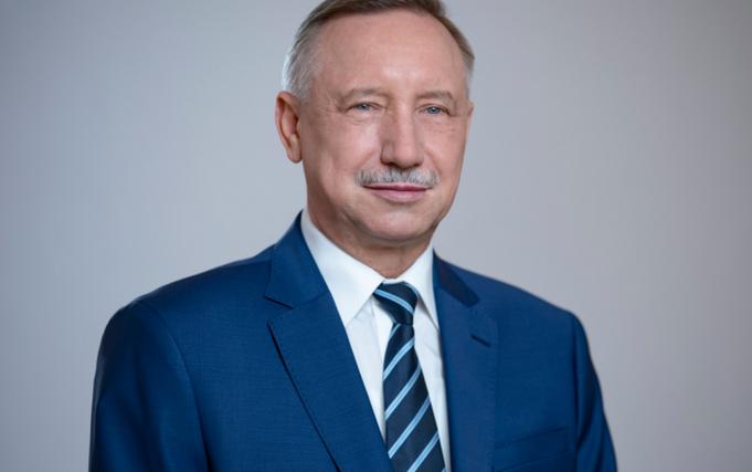 Александр Беглов. Фото https://www.gov.spb.ru/
