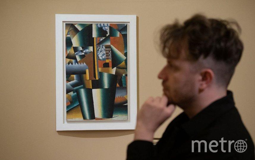 """Знакомство с произведениями искусства идет через ощущения. Фото Святослав Акимов, """"Metro"""""""