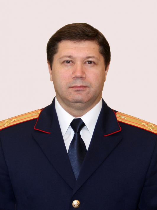 Сергей Сарапульцев. Фото СУ СКР по Пермскому краю