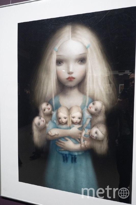 """На Иллюстрации """"Настоящая кровь"""" вместо крови - клюквенный сок. Фото Святослав Акимов, """"Metro"""""""