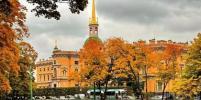 Циклон принесет в Петербург небольшие дожди
