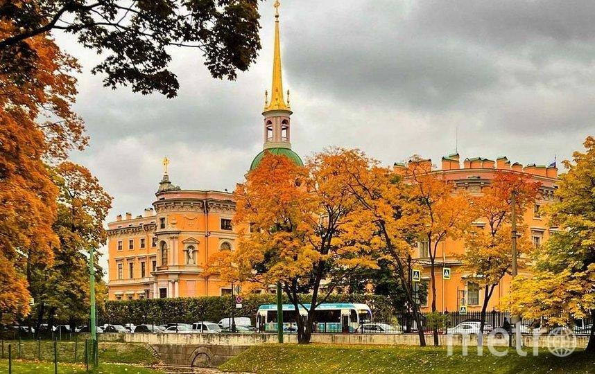 Погода на 24 сентября. Фото instagram/elenaleonardovna.