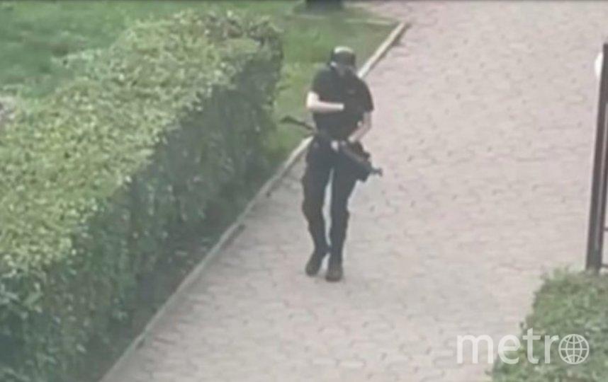 Утром 20 сентября студентоткрыл стрельбу в здании вуза. Фото vk.com/podslushanoperm.