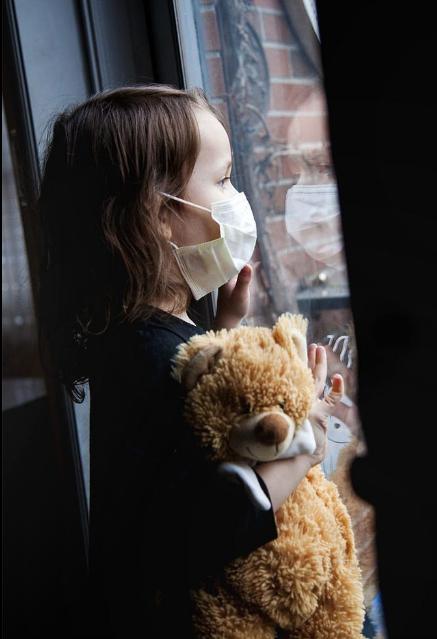 Медики отмечают увеличение числа заболевших детей. Фото Pinterest.