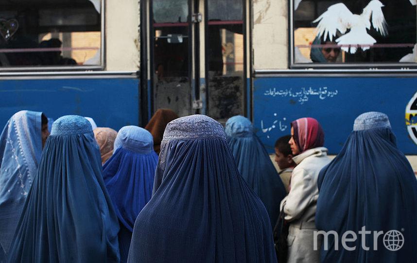 В Афганистане могут вернуть публичные казни. Фото Getty