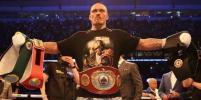 Украинский боксер Александр Усик победил британца Энтони Джошуа