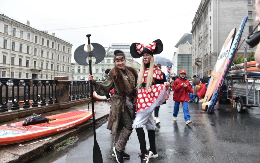 SUP-карнавал. Фото Предоставлено организаторами
