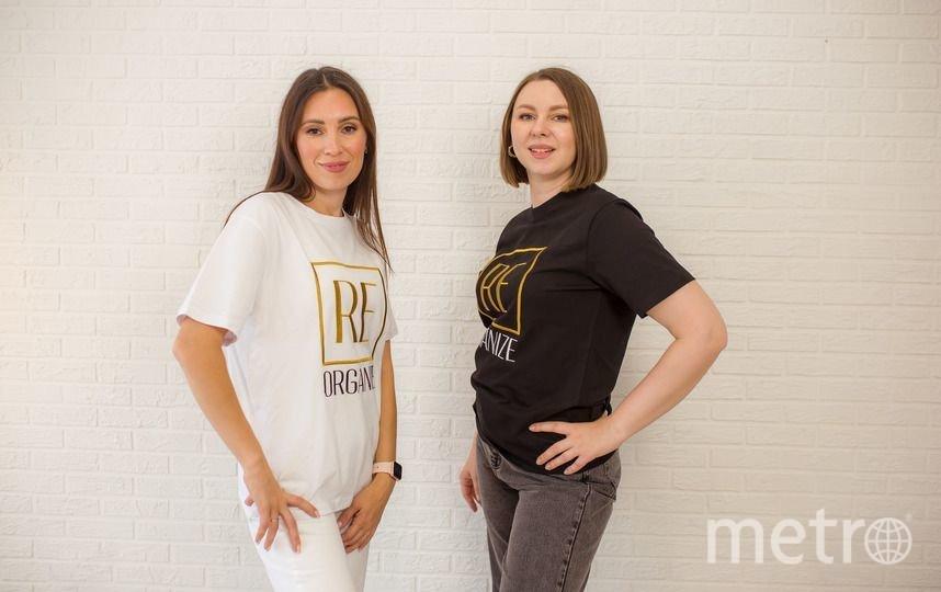 Серафима Грань и Ирина Мухаметдинова.