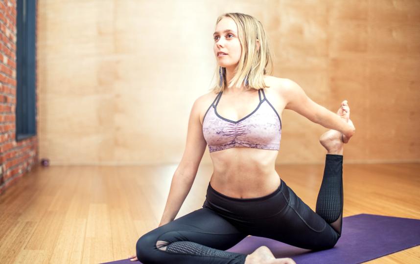 Тем, кому хочется чего-то большего, с йоги можно переключиться на йога-балет. Фото pixabay