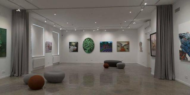 Выставочное пространство ArtBox расположилось на Каменноостровском проспекте 11.