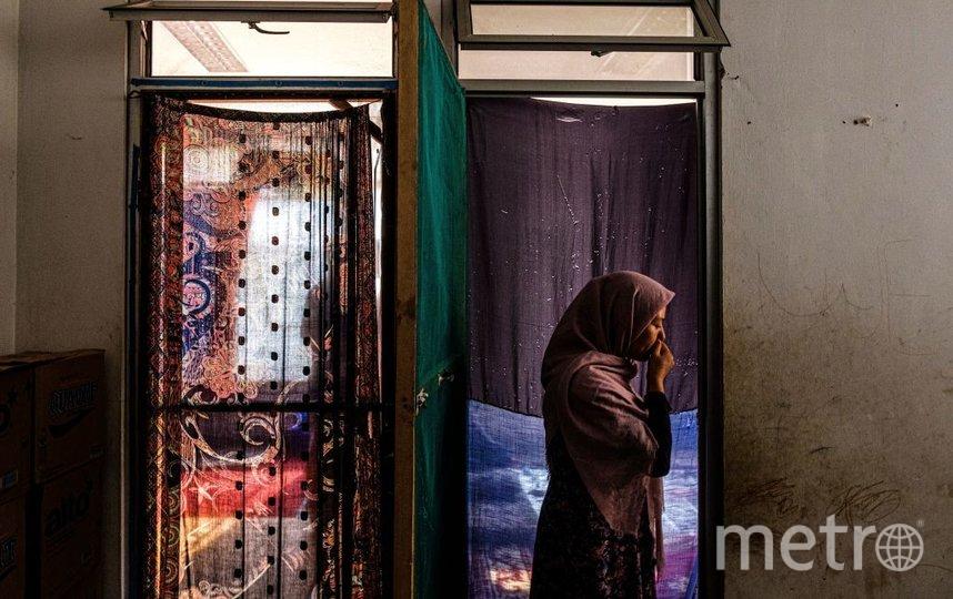 Афганским женщина запретили учиться в Кабульском университете. Фото Getty