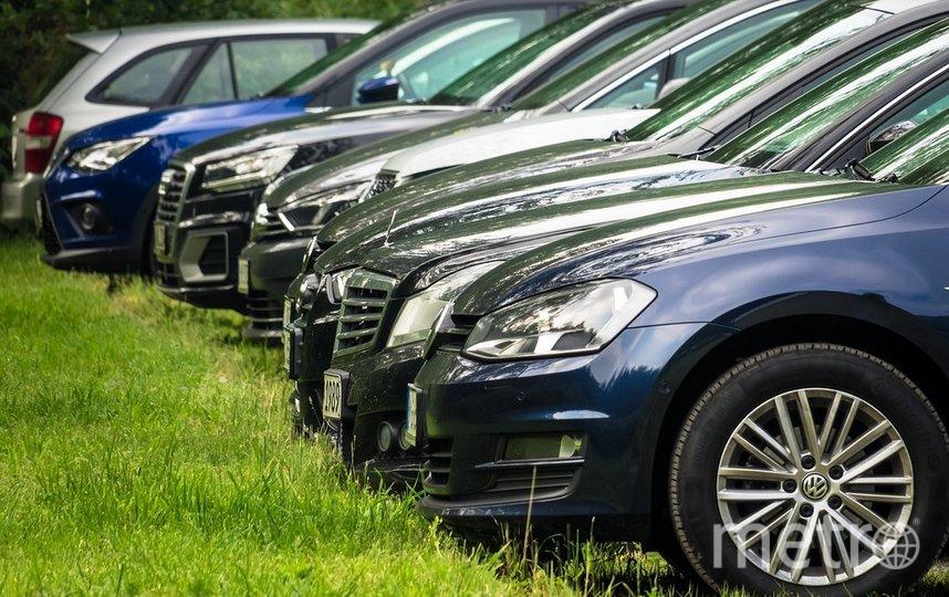 Таким образом будет производиться контроль за парковкой автомобилей во дворах. Фото pixabay.