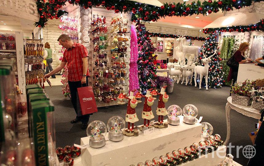 Рждественская ярмарка пройдет с 18 декабря по 9 января. Фото Getty