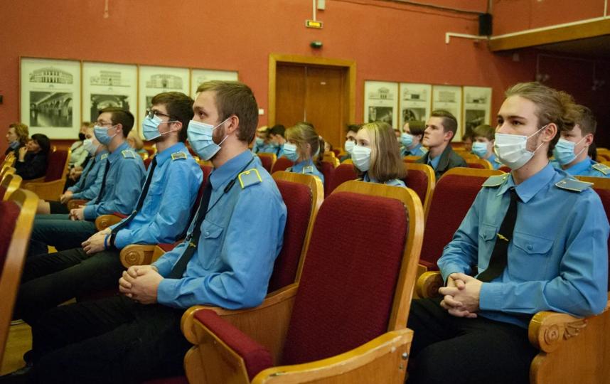 Школу юных стратегов открыли в Петербурге. Фото Предоставлено организаторами