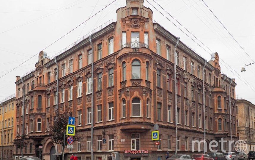 Здание построено в 1903 году по проекту гражданского инженера Алексея Зазерского. Фото kgiop.gov.spb.ru.