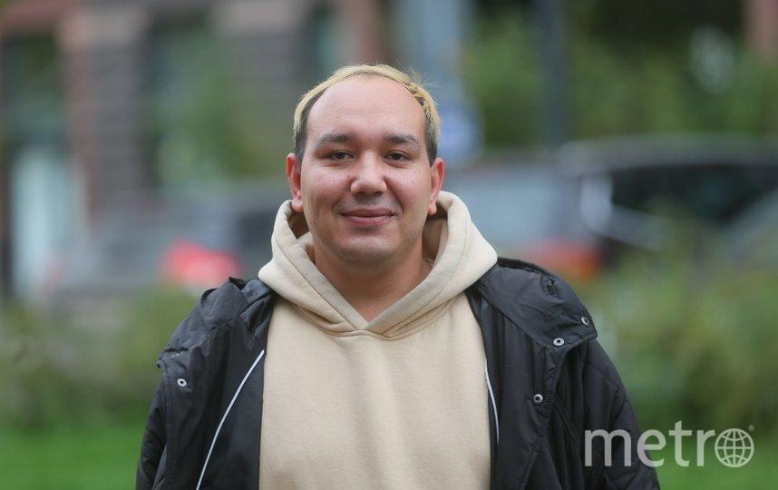 Сейчас Шерзод супервайзер – руководитель десяти Лавок в Москве. Фото Василий Кузьмичёнок