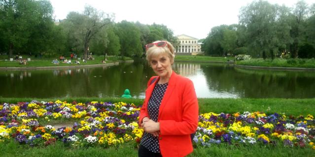 Юлия Никифорова.