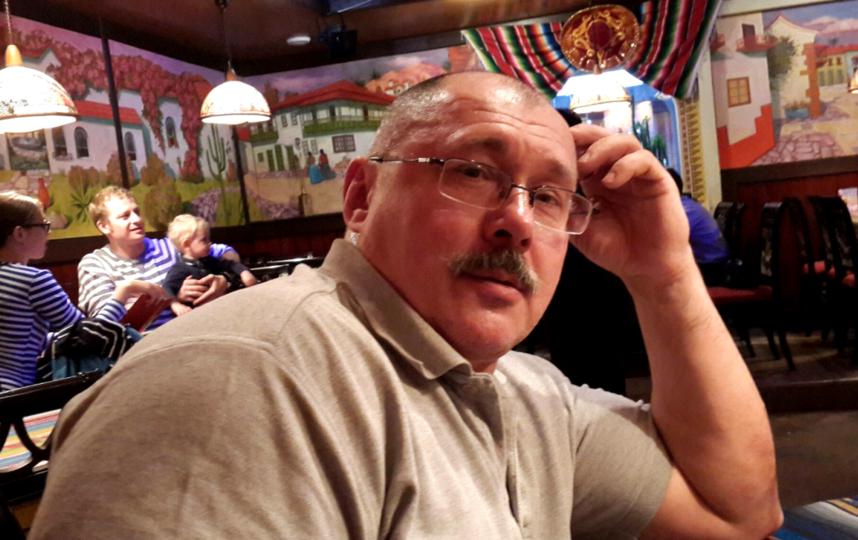 Александр Чернощеков. Фото Фото предоставлены героем публикации.