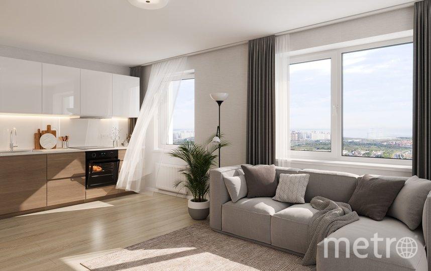 Новое жильё – это вся необходимая инфраструктура для комфортного проживания. Фото ГРУППА ЛСР