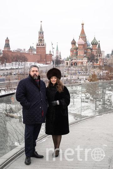 Великий князь со своей супругой планирует обосноваться в российской столице. Фото Предоставлено Императорским фондом.
