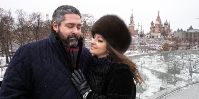 Великий князь со своей супругой планирует обосноваться в российской столице.