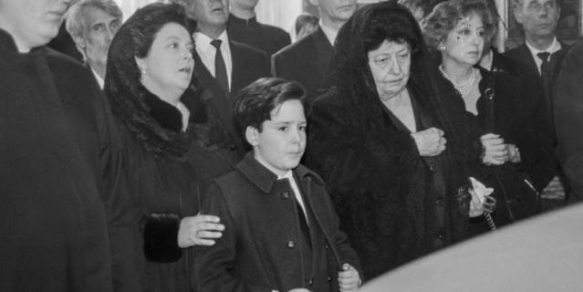 Георгий Романов с мамой Марией Владимировной Романовой.