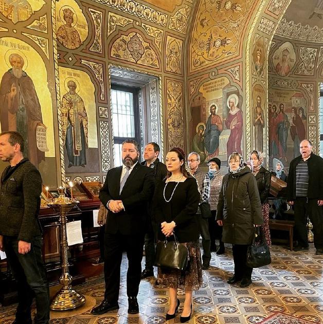 На венчание Георгия Романова и Ребекки Беттарини приедут члены королевских семей. Фото Скриншот Instagram@grand_duke_george_of_russia.
