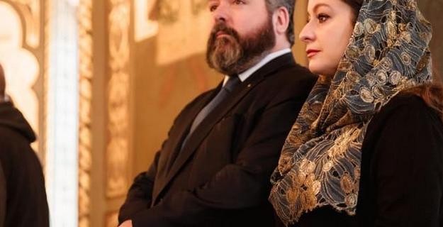 Ребекка Беттарини приняла православие под именем Виктория Романовна.