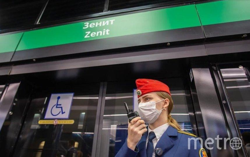 """Станция метро """"Зенит"""". Фото Святослав Акимов., """"Metro"""""""