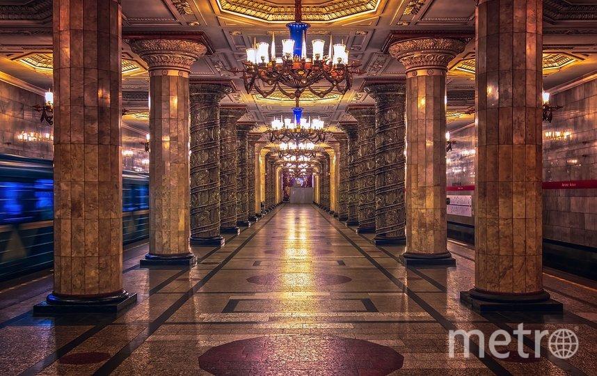 """Станция метро """"Автово"""". Фото pixabay"""