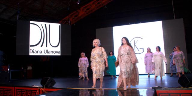 В Петербурге прошел 10-ый Всероссийский конкурс красоты plus-size.