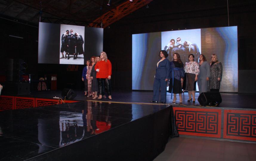 В Петербурге прошел 10-ый Всероссийский конкурс красоты plus-size. Фото Предоставлено организаторами