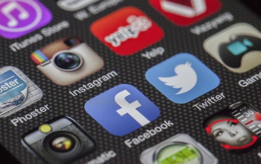 Масштабные сбои произошли в социальных сетях. Фото Pixabay
