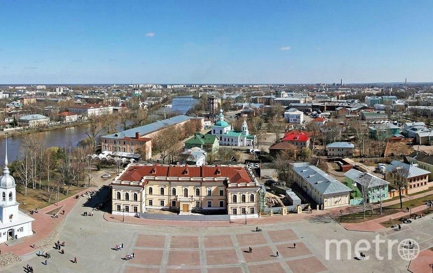 Вологда. Фото pixabay